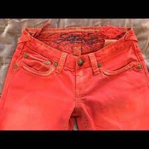 Stitches women's jeans